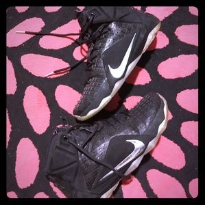 Other - Nike LeBron 12 rubber city